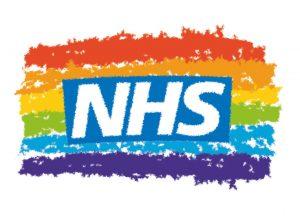 NHS Rainbow Badge logo
