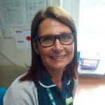 Photo of the nurse, Debbie